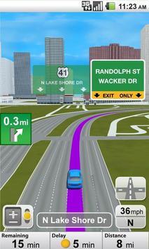 VZ Navigator for CasioCommando apk screenshot