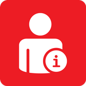 My InfoZone™ Widget:Big Screen icon