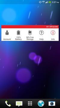 My InfoZone™ Widget : Samsung poster