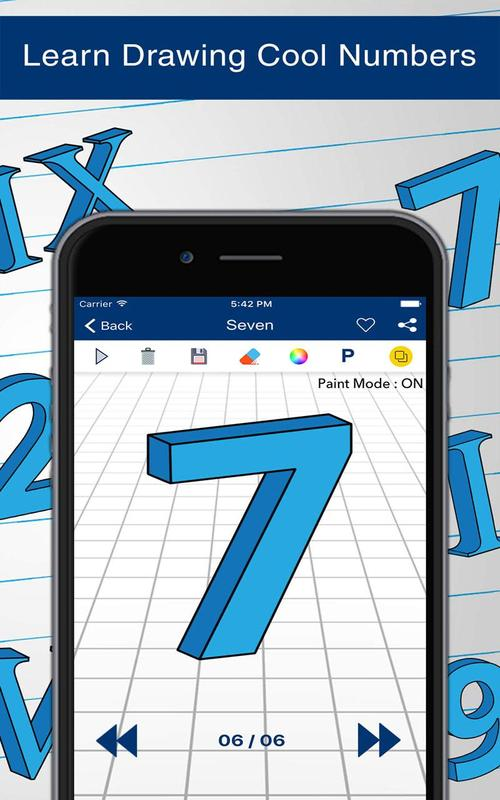 How To Draw 3d Alphabet Letter For Android Apk Download