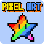 8 bit paint - Pixel Art Editor icon