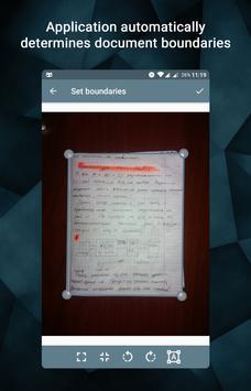 SmartScanner - PDF scanner screenshot 1