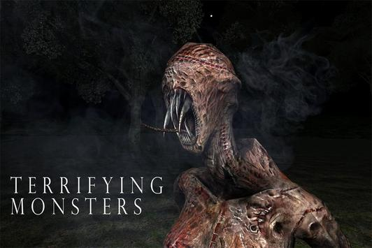 Forsaken Woods VR poster