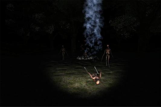 Forsaken Woods VR apk screenshot