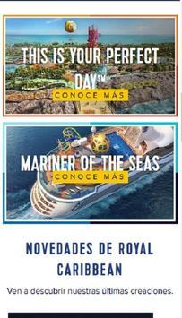 Vacaciones en crucero screenshot 1