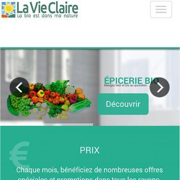 La Vie Claire Bio Perpignan poster