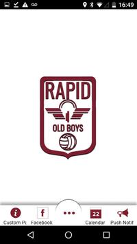 Rapid Old Boys poster