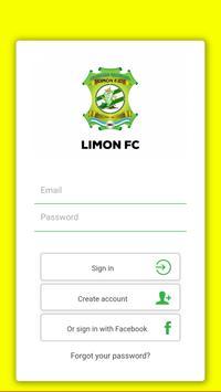 Limon FC poster