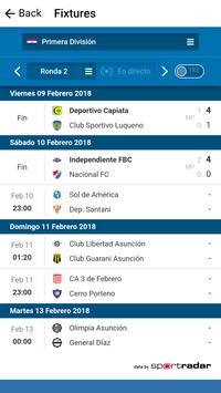Club Atlético 3 de Febrero screenshot 2