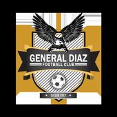 General Díaz Football Club, icon