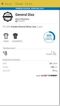 General Díaz Football Club, screenshot 1