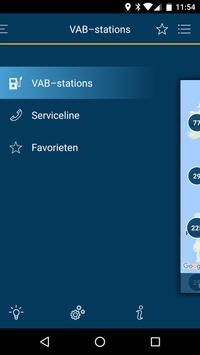 VAB station locator screenshot 4