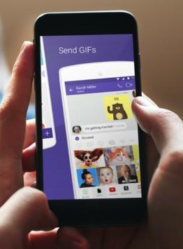 Viber free Call screenshot 1