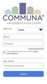 COMMUNA poster