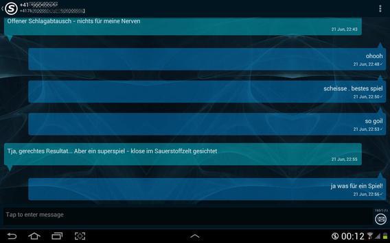 Smsblaster Mobile (Unreleased) screenshot 3