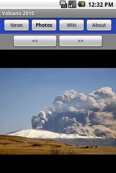 Volcano 2010 poster