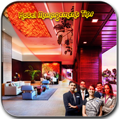 Hotel Management Tips icon