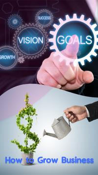 How to Grow Business? poster