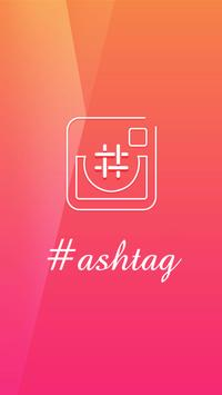 Insta For Hashtag poster