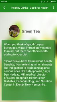 Healthy Drinks:Good for Health screenshot 3