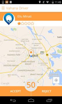 Vahana Driver apk screenshot