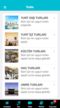 Vahdet Turizm screenshot 3