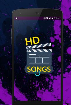 New Hindi Movie Video Songs poster
