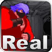 Real Fighting-icoon
