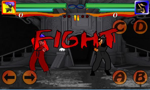 Real Fighting screenshot 2