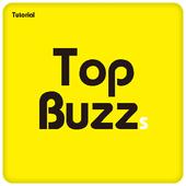 Tutorial Top Buzz Video Viral News icon