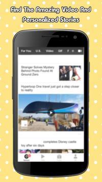 Tutorial Top Buzz Video Viral News screenshot 2
