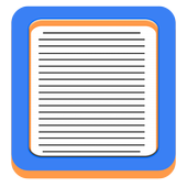 First Grade 1st paper syllabus icon
