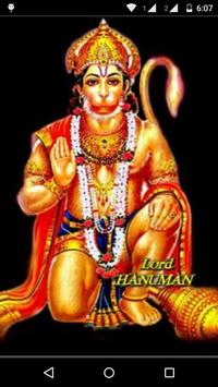 Hanuman Mantra poster