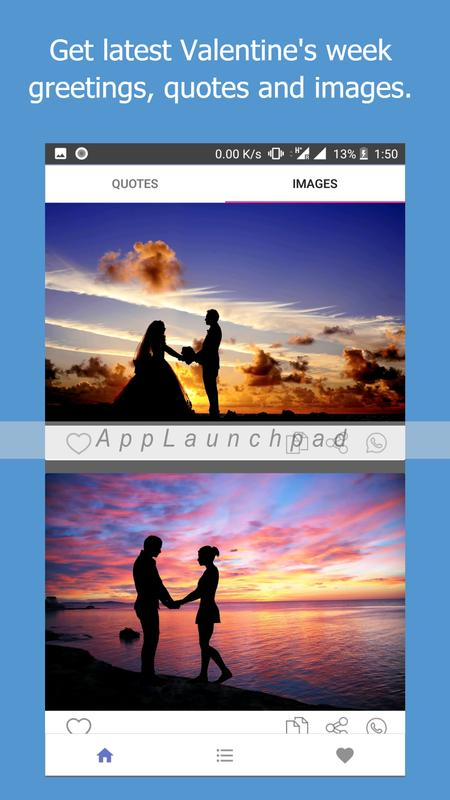 Valentines Week Special Greeting Cards Images App For Android Apk