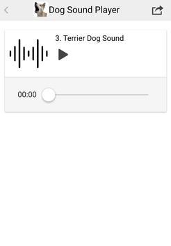 Dog Sounds & Woof Barking apk screenshot