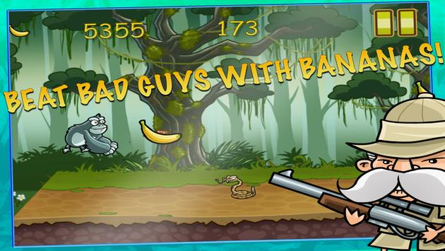 Crazy Monkey Battle apk screenshot