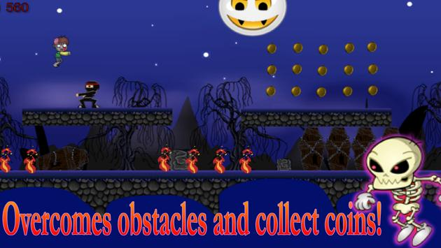 A Gory Night Zombie Invasion screenshot 1