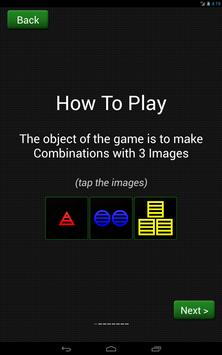 Combinations apk screenshot