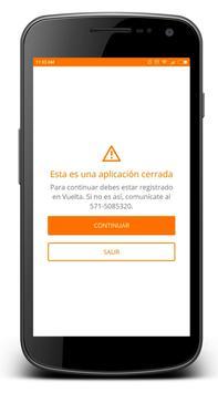 Vuelta Syngenta screenshot 1