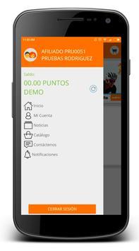 Vuelta Syngenta screenshot 4