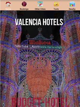 Valencia Hotels poster
