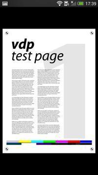 VDP Viewer apk screenshot