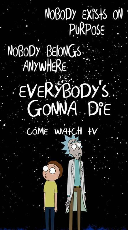 Rick And Morty Wallpapers For Android Apk Download
