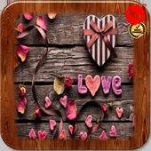 Chocolate Valentine icon