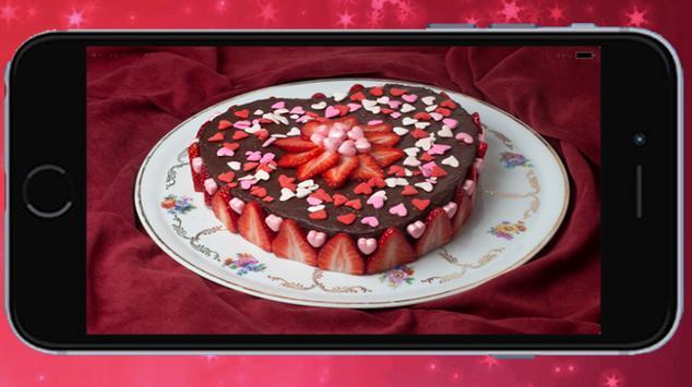 Chocolate Valentine apk screenshot