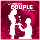 Valentine Couple Yo Locker icon