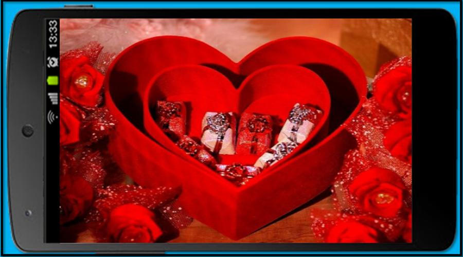 Valentine Day S Gift Idea Love Video Message For Android