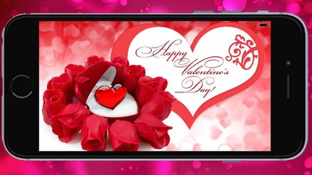 Happy Valentine Greetings poster