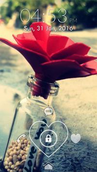 Valentine Lock Screen screenshot 6