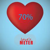 Valentone Love O Meter icon